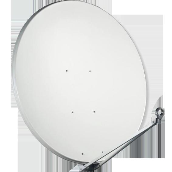 Sat.Antena 125cm, extra kvalitet i izdrzljivost, ALU