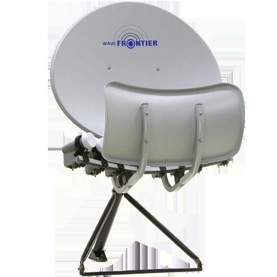 Torodial Sat.Antena 90cm, sa dvije antene, 5 nosača LNB-a