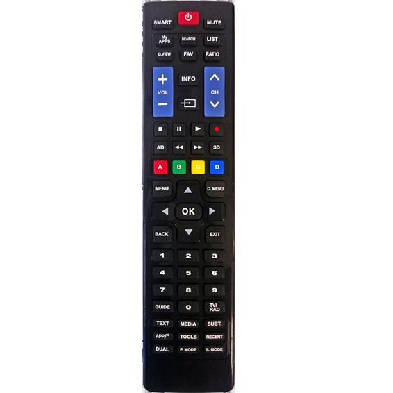 Univerzal.dalj.upravljač za LG/Samsung TV i SMART
