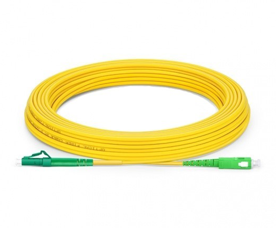 Patch cord SC/APC-LC/APC SX SM 15m 2.00mm