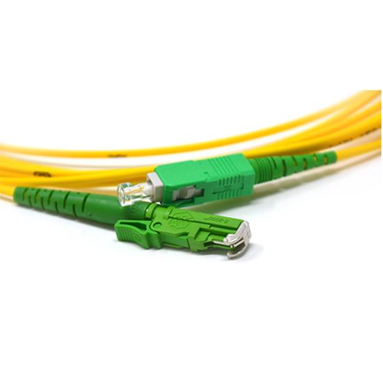 Patch cord E2000/APC-SC/PC SX SM 3m 2.00mm