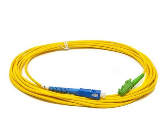 Patch cord E2000/APC-SC/APC SX SM 10m 3.00mm
