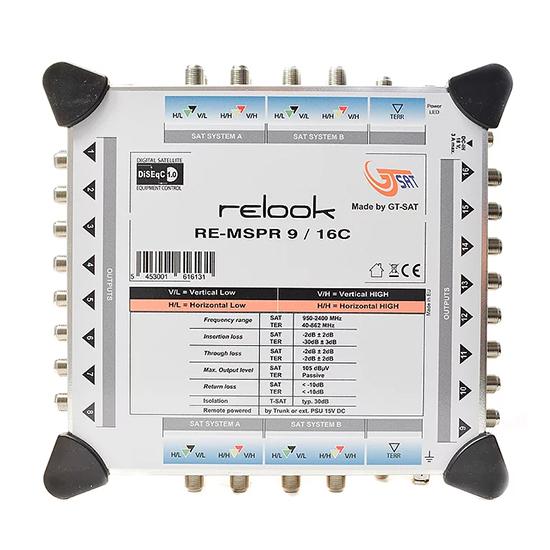 R-MSPR9/16C