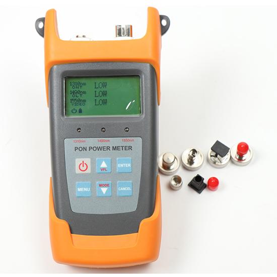 PON POWER METER XC-3213 1310/1490/1550, FC/SC/ST
