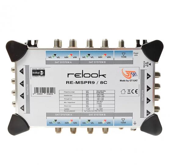 RE-MSPR9/8C