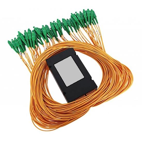 OPTIČKI SPLITER PLC 1×64 SC/APC ABC BOX 2MM 1.5M