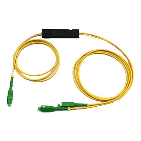 OPTIČKI SPLITER PLC 1×2 SC/APC ABS BOX 2MM 1.5M