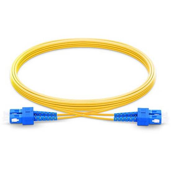 Patch cord SC/PC-SC/PC DX SM 10m 2,00mm