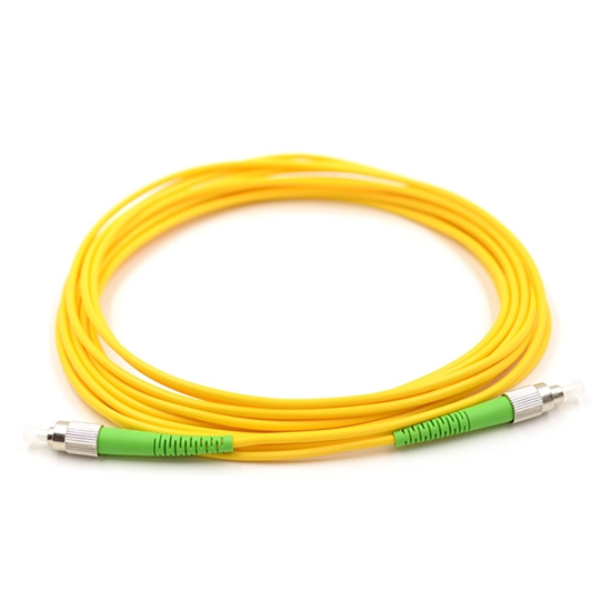 Patch cord FC/APC-FC/APC SX SM 3m 3,00mm